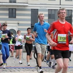 24. Nordea Riia maraton - Urpo Nykyri (2126), Aiga Šemeta (3351)