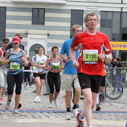24. Nordea Riia maraton - Urpo Nykyri (2126), Anete Astaševska (2484), Aiga Šemeta (3351)