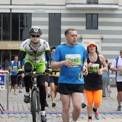 24. Nordea Riia maraton - Aleksey Bondarenkov (2682), Olena Kotukhova (3619)