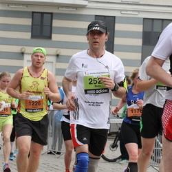 24. Nordea Riia maraton - Aigars Saulīte (1226), Mats Marschall (2523)