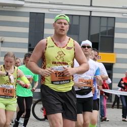 24. Nordea Riia maraton - Aigars Saulīte (1226), Dzintra Skārda (1416)
