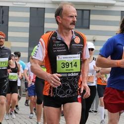 24. Nordea Riia maraton - Aigars Žodziņš (607), Imants Čaklis (3914)