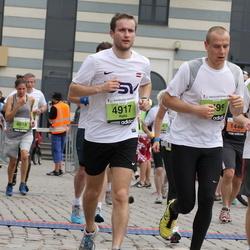 24. Nordea Riia maraton - Aigars Matulis (2932), Raitis Armanis (4917)