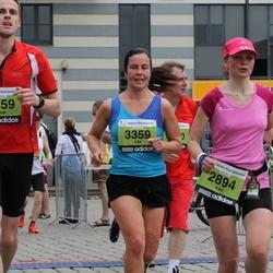 24. Nordea Riia maraton - Aivis Cimža (2759), Kärt Radik (2894), Aija Balode (3359)