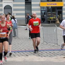 24. Nordea Riia maraton - Inese Breide (1309), Georgijs Ivanovs (3100), Valdis Liepiņš (4339)