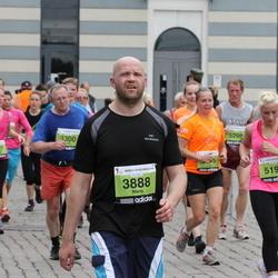 24. Nordea Riia maraton - Māris Mazapšs (3888), Agnese Jakuboviča (5192)