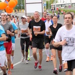 24. Nordea Riia maraton - Petras Montvila (950), Andžejs Stenclavs (1565)
