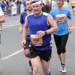 24. Nordea Riia maraton - Micke Rönnlund (282), Erkki Kangas (509)