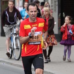 24. Nordea Riia maraton - Francisco Javier Jimenez Plaza (849)
