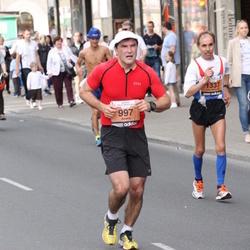 24. Nordea Riia maraton - Andris Pētersons (997), Viacheslav Zverev (1337)