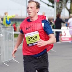 24. Nordea Riia maraton - Alexander Pellio (2329)