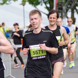 24. Nordea Riia maraton - Gatis Mozoļevskis (5571)
