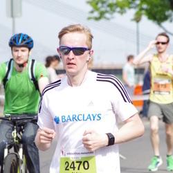 24. Nordea Riia maraton - Aidas Pelenis (2470)