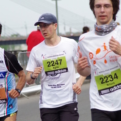 24. Nordea Riia maraton - Agris Dreimanis (2247)