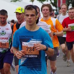 24. Nordea Riia maraton - Elvis Pērsis (734)