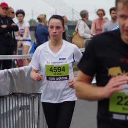 24. Nordea Riia maraton - Aļona Meļņika (4594)