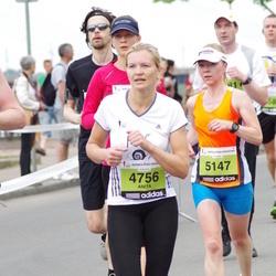 24. Nordea Riia maraton - Anita Švalbe (4756), Marika Rohtla (5147)
