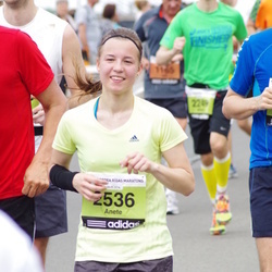 24. Nordea Riia maraton - Anete Bauere (2536)