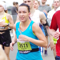 24. Nordea Riia maraton - Evelīna Parhomenko (2511)
