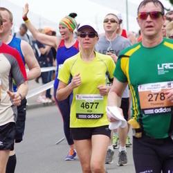 24. Nordea Riia maraton - Aija Šļaukstiņa (4677)