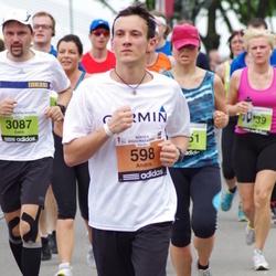 24. Nordea Riia maraton - Andris Osmanis (598)