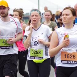 24. Nordea Riia maraton - Agra Lieģe (1626), M?ria Sokolovskaya (3258)