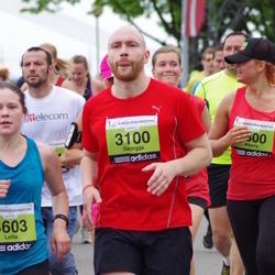 24. Nordea Riia maraton - Georgijs Ivanovs (3100)