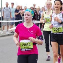 24. Nordea Riia maraton - Agnese Bahmane (2854)