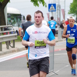 24. Nordea Riia maraton - Agnis Zellītis (4452)