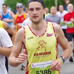 24. Nordea Riia maraton - Andis Geste (5386)