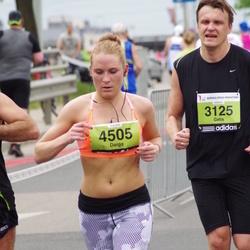 24. Nordea Riia maraton - Matīss Vecvagaris (1505), Gatis Madžiņš (3125)