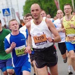 24. Nordea Riia maraton - Aleksejs Sapogovs (1229), Ilvars Naglis (2432)