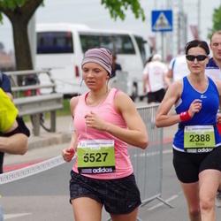 24. Nordea Riia maraton - Elvira Hofmann (2388), Kristīne Kuzņecova (5527)