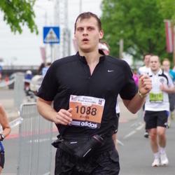 24. Nordea Riia maraton - Andris Vējiņš (1088)