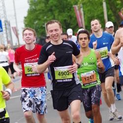 24. Nordea Riia maraton - Pedro Freitas (1247), Aigars Cekulis (4902)