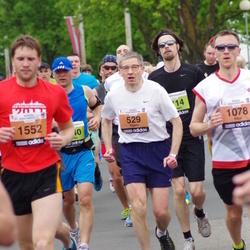 24. Nordea Riia maraton - Aigars Vītiņš (529), Edijs Vilnis (1078)