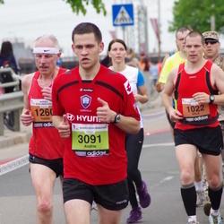 24. Nordea Riia maraton - Andris Petrovs (3091)