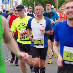 24. Nordea Riia maraton - Andris Limanāns (1576), Eric Gerin (2175)
