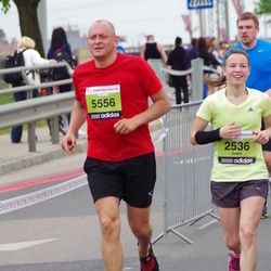 24. Nordea Riia maraton - Anete Bauere (2536), Edgars Puriņš (5556)