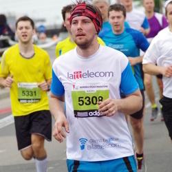 24. Nordea Riia maraton - Agnis Matisāns (5308)