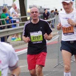 24. Nordea Riia maraton - Emīls Gailis (1222), Torsten Flögel (2757)