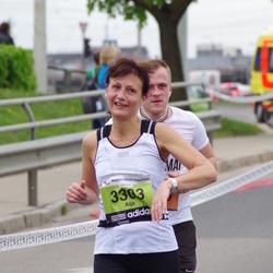 24. Nordea Riia maraton - Aija Lismane (3303)