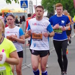 24. Nordea Riia maraton - Ervīns Lūsis (1606), Jānis Šteinbaums (2262)