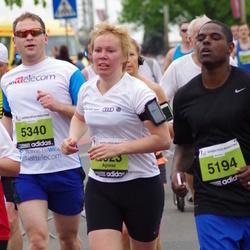 24. Nordea Riia maraton - Fitzroy Nugent (5194), Andris Muraška (5340)