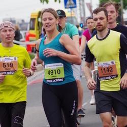 24. Nordea Riia maraton - Alexander Cherednichenko (1142), Inese Bajāre (4910)