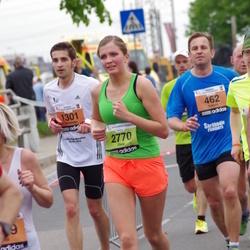 24. Nordea Riia maraton - Tommi Wahlroos (462), Alexander Aksenov (1301), Dace Steina (2770)