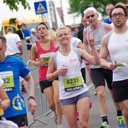 24. Nordea Riia maraton - Evita Leokena (4231)