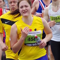 24. Nordea Riia maraton - Agnse Ziemele (4587)