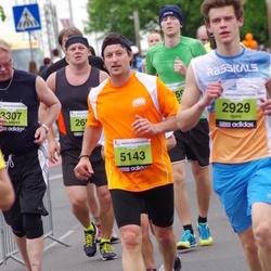 24. Nordea Riia maraton - Igors Mitušovs (2929), Ainārs Bērziņš (5143)