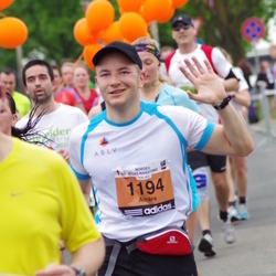 24. Nordea Riia maraton - Ainārs Aizpurietis (1194)